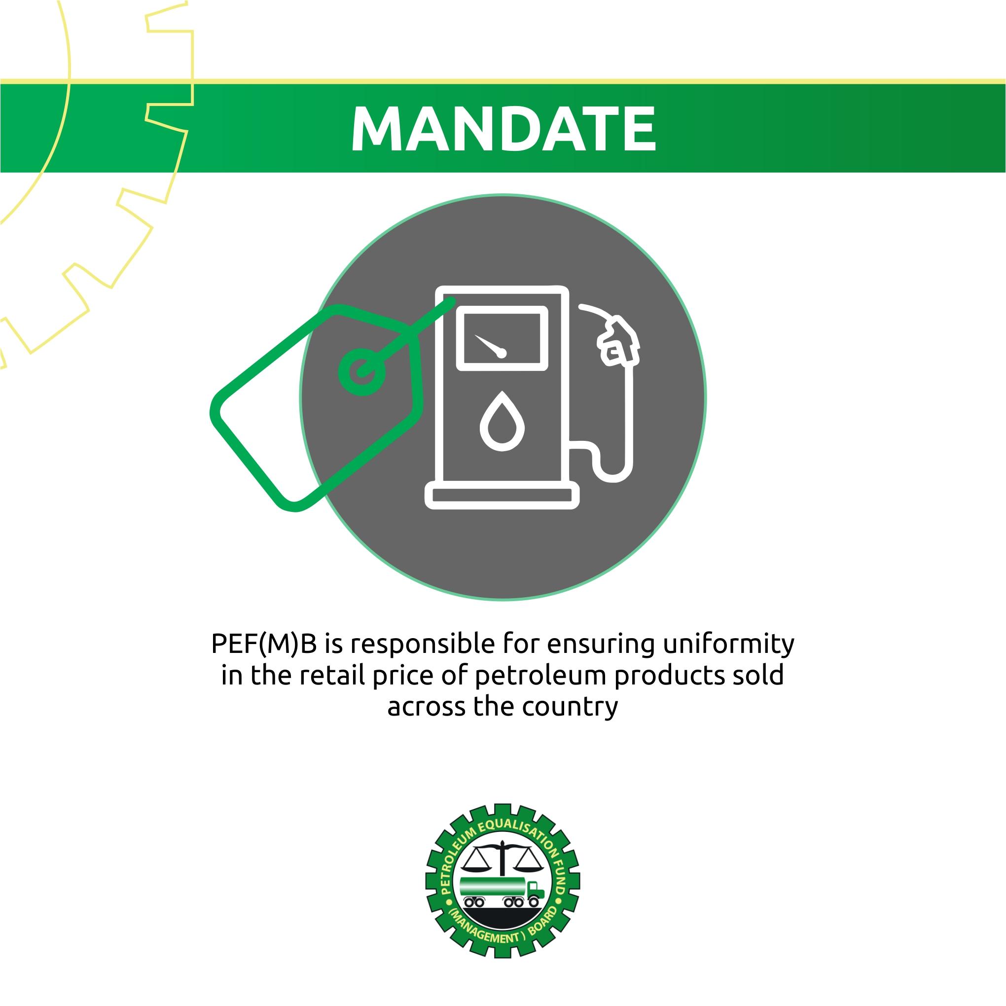PEF(M)B_mandate