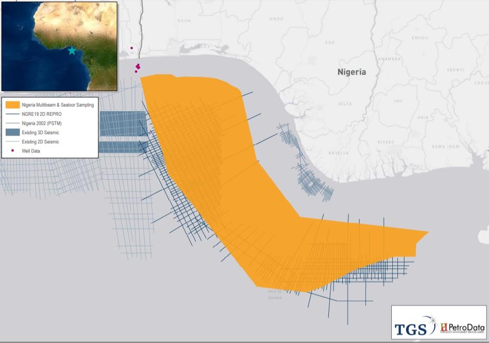 TGS kicks off new coring campaign off Nigeria